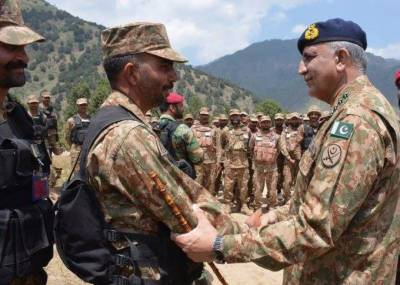 Pakistan Army has come up to the expectations of the nation: COAS