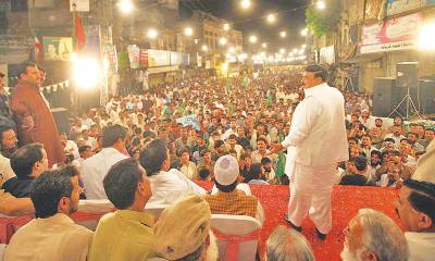 Sheikh Rashid's Lal Haveli security enhanced