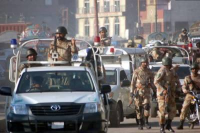 Sindh Rangers arrest MQM London target killer from Karachi