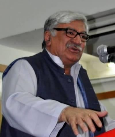 ANP demands immediate merger of FATA with KP