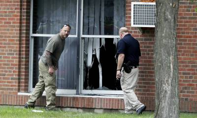 Bomb blast in a mosque in US Minneapolis