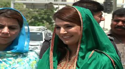Don't use my name to save your dying political career, Reham Khan to IK