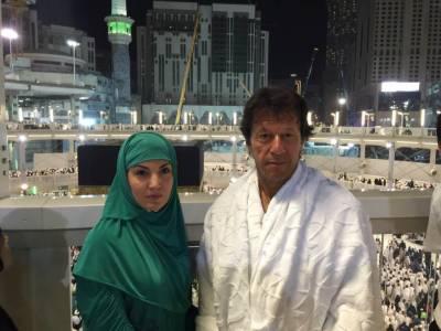 Is Reham Khan writing a book on Imran Khan on Sharifs suggestion