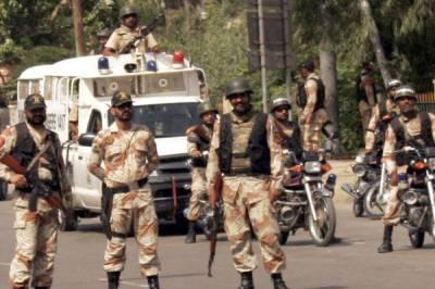 Sindh Rangers arrest MQM London criminals from Karachi