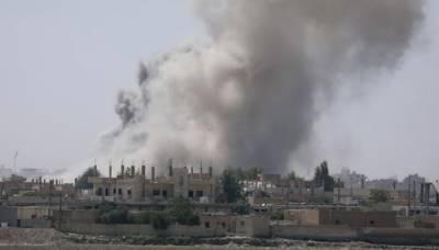 US airstrike in Syria kills 43 civilians
