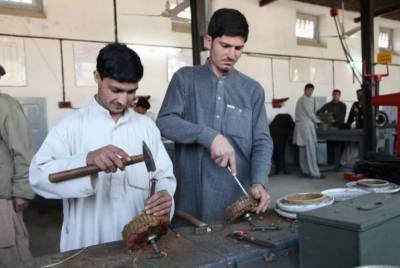 16 Technical training institutes renovated in FATA for tribal youth