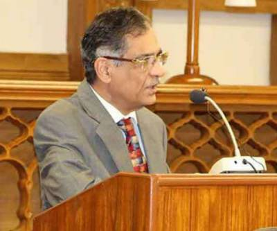 CJP Justice Saqib Nisar praises Pakistan Armed Forces