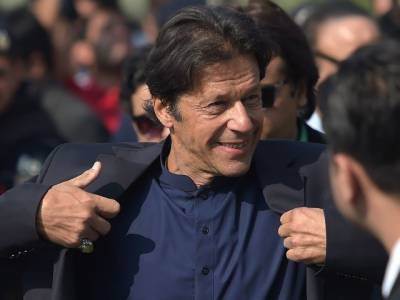 Imran Khan hints at early elections
