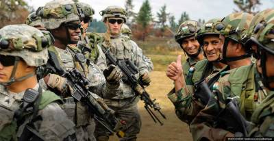 India-US Armies to hold joint military drills