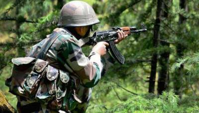 Indian Army soldier killed by Pakistan Army cross fire at LoC