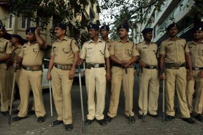 Indian Police book youth on sedition charges for uploading