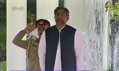 PM Abbasi vows to remove Article 62, 63 from constitution of Pakistan