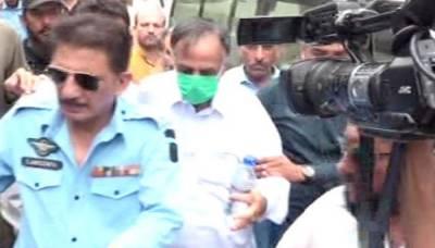 SECP Chairman Zafar Hijazi released on bail