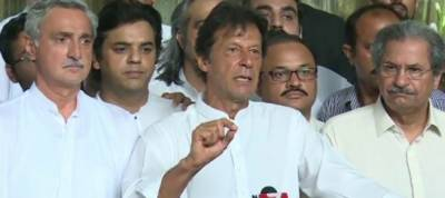 Sharif family will not get any NRO this time: Imran Khan