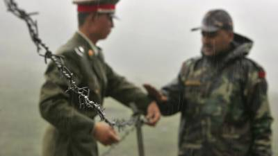 China threatens to enter Kashmir in a stern warning to India