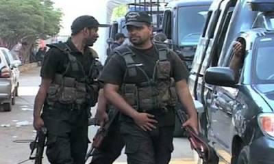 CTD Sindh raid Madrassa, arrest seven TTP terrorists