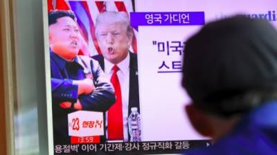 Donald Trump threats North Korea with Nuclear strike