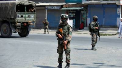 Indian Army martyrs 3 Kashmiri youth in a fake encounter
