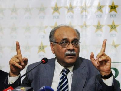 Najam Sethi takes over as PCB Chairman, quietly today