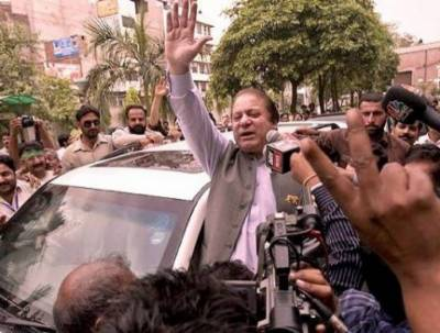 Nawaz Sharif GT Road rally number count reported 5,000: Police sources
