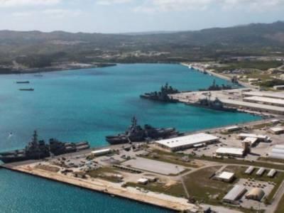North Korea prepares to strike US Naval Base