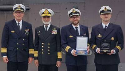 Pakistan - Germany Navies vow to enhance bilateral defence ties