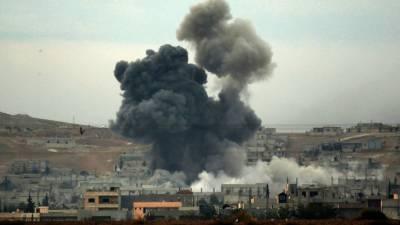 US air strike in Syria kills 9 women, 14 children