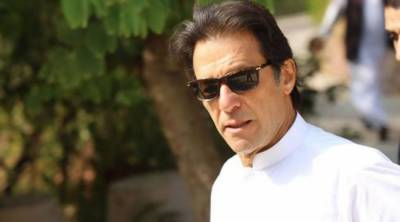 Imran Khan lashes out at Nawaz Sharif speech