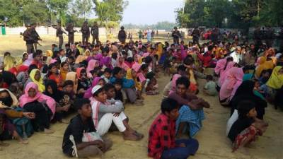India to expel 40,000 Rohingya Muslims