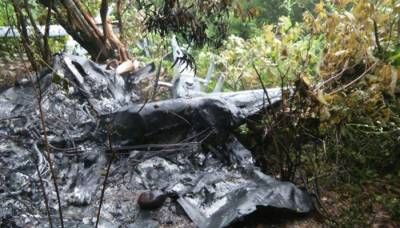 Indian Air Force unmanned plane crashes in occupied Kashmir
