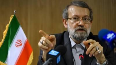 Iran stands with Pakistan in its fight against terrorism: Ali Larijani