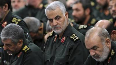 Iranian Army commander beheaded by ISIS in Syria