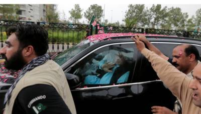 Nawaz Sharif convoy crush two more Pakistanis