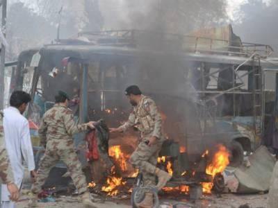 Bomb Blast in Quetta Pashin Chowk