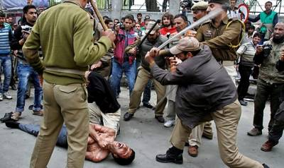 Complete shut down observed in occupied Kashmir against India