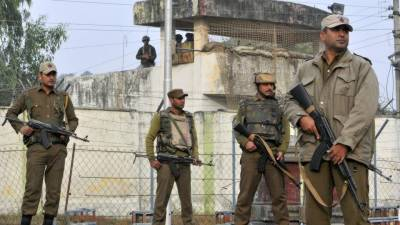 Indian Army camp attacked by Kashmiri freedom fighters in Kupwara