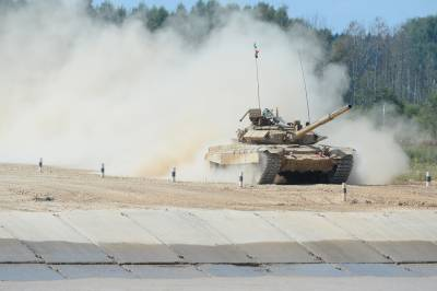 Indian Army Tanks broke down in international Army Games 2017