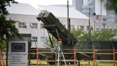 Japan deploys Patriot missiles, pointing towards North Korea
