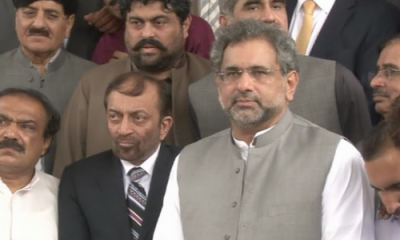 MQM Pakistan delegation calls on PM Abbasi