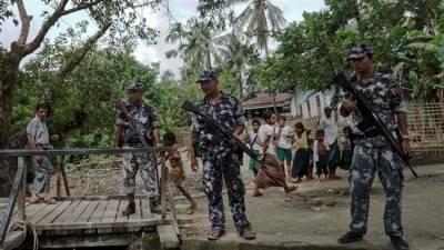Myanmar government deploys Army for another crackdown on Rohingya Muslims