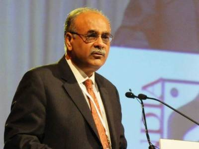Najam Sethi may get into trouble