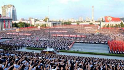 North Korea says 3.5 million nationals ready to join Army against US invasion
