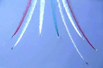PAF, Turk, Saudi Air Force teams to perform aerobatics on Independence Day