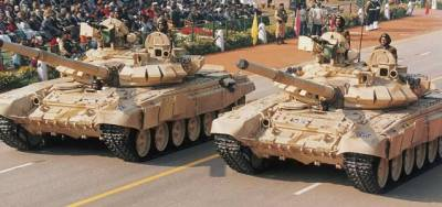 Indian Army T 90S Main Battle Tanks worth Rs 8,525 billion crashed in International War games