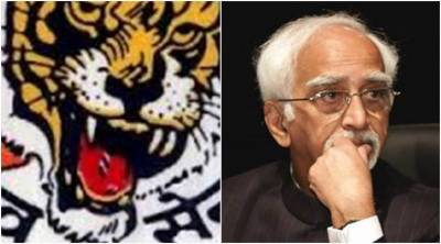 Muslims in India are insecure: Former Vice President India slammed by Shiv Sena