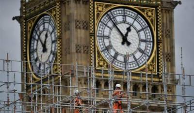 British Parliament Big Ben Bell goes silent after 157 years