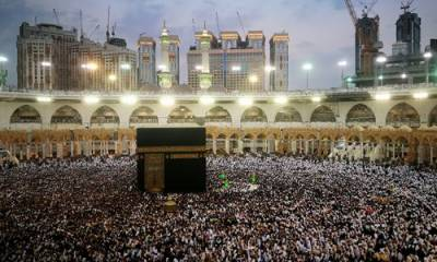 Chinese government goes a great length to send thousands of Muslims to perform Hajj