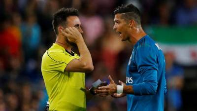 Cristiano Ronaldo hit with five match ban