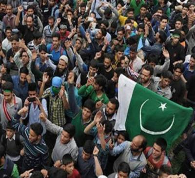 Occupied Kashmir resonates with