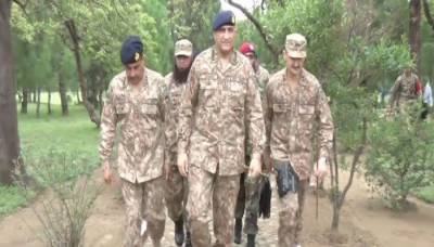 Pakistan Army stands with Kashmiris in their struggle against India: COAS